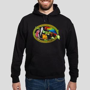 It's a Parrot Thing! Hoodie (dark)