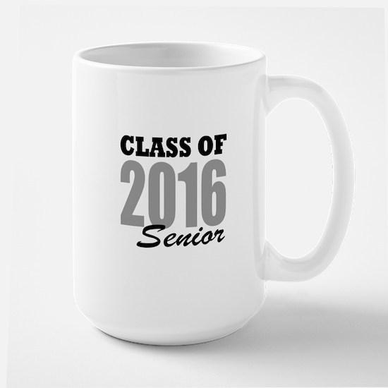 Class of 2016 (senior) Large Mug