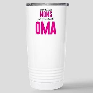 BEST MOMS GET PROMOTED TO OMA Travel Mug