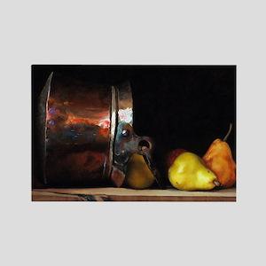Copper Pot Still Life Magnet