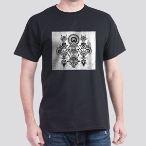 Abstract Ancient Native Indian T-Shirt