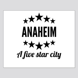 Anaheim A Five Star City Posters
