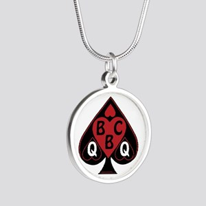 Queen Of Spades Loves Bbc-Red Necklaces