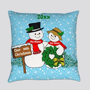Our Nthe Christmas Everyday Pillow
