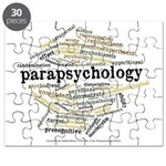 Parapsychology Wordle Puzzle