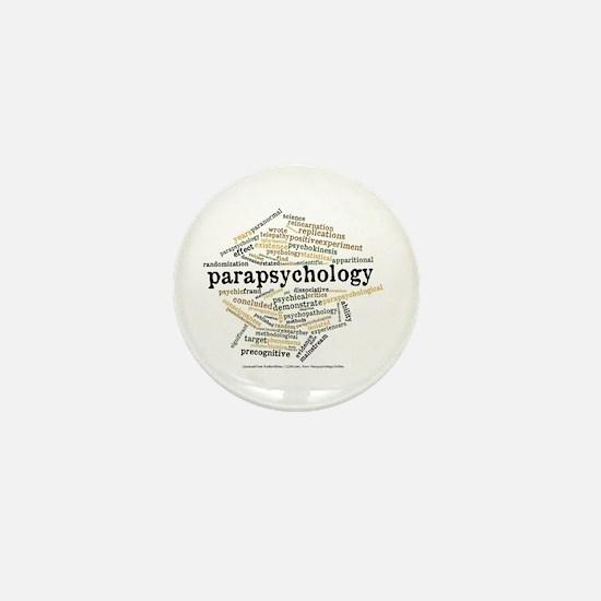 Parapsychology Wordle Mini Button