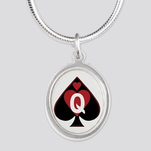 Queen Of Spades Loves Bbc-Red2 Necklaces