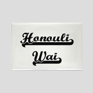 Honouli Wai Classic Retro Design Magnets