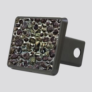 Stone Wall Rectangular Hitch Cover