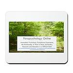 Parapsychology Online Complete Mousepad