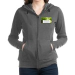 Parapsychology Online Complete Women's Zip Hoodie