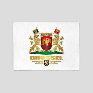 Brussel COA 5'x7'Area Rug