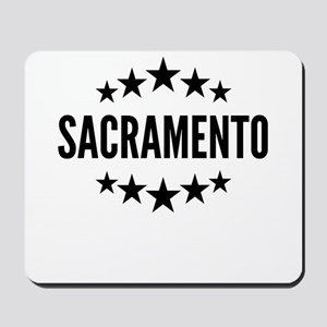 Sacramento Mousepad