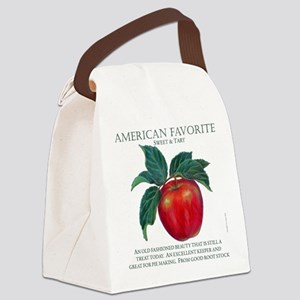 AMERICAN FAVORITE 10INCHES copy Canvas Lunch B