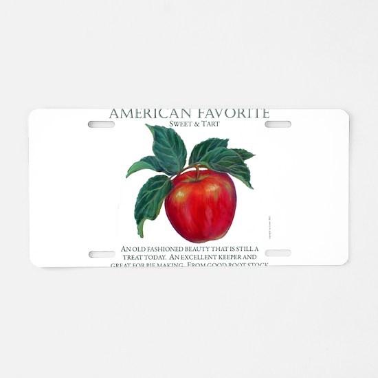 AMERICAN FAVORITE 10INCHES copy.jpg Aluminum Licen