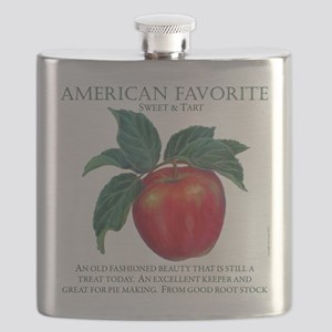 AMERICAN FAVORITE 10INCHES copy Flask