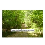 ParapsychologyOnline Website Postcards (Package of