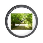 ParapsychologyOnline Website Wall Clock