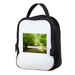ParapsychologyOnline Website Neoprene Lunch Bag