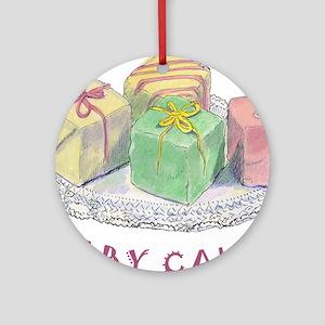 BABY CAKES Ornament (Round)