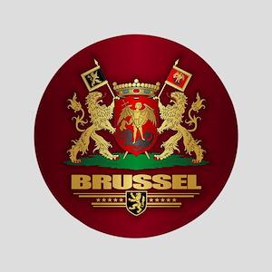 Brussel COA Button