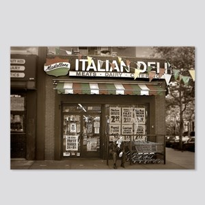 Mastellone Postcards (Package of 8)