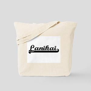 Lanikai Classic Retro Design Tote Bag