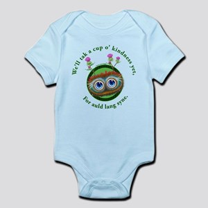 Hoots Toots Haggis. Auld Lang Syne Body Suit