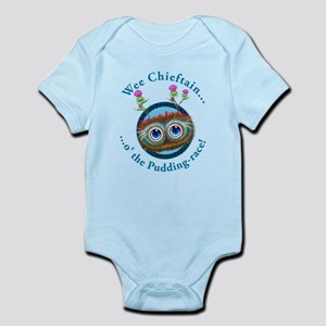 Hoots Toots. Wee Chieftain. Body Suit