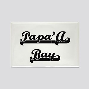 Papa'A Bay Classic Retro Design Magnets