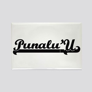 Punalu'U Classic Retro Design Magnets