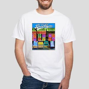 Winn Discount White T-Shirt