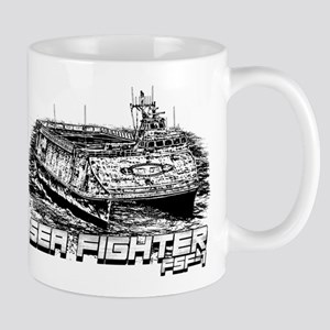 Sea Fighter Mugs