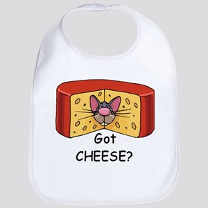 Got Cheese? Bib
