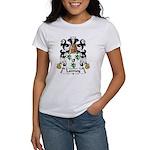 Lannoy Family Crest Women's T-Shirt