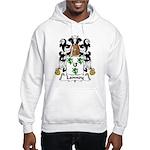 Lannoy Family Crest Hooded Sweatshirt