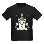 Lannoy Family Crest Kids Dark T-Shirt