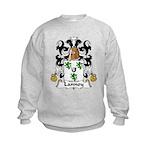 Lannoy Family Crest Kids Sweatshirt