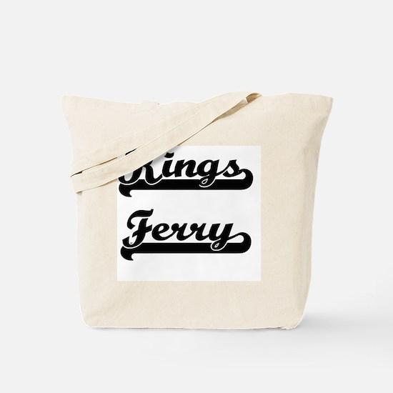Unique Georgia kings Tote Bag