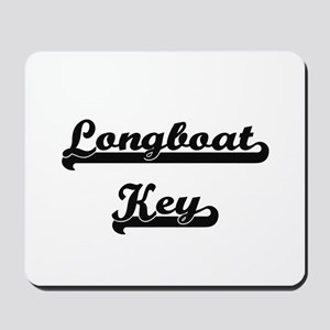 Longboat Key Classic Retro Design Mousepad