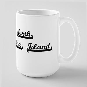 North Captiva Island Classic Retro Design Mugs