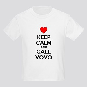 Keep Calm Call Vovo T-Shirt