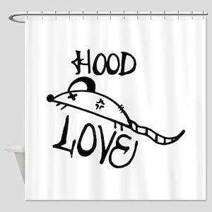 Hood Love Shower Curtain