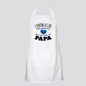 She Calls Me Papa Apron