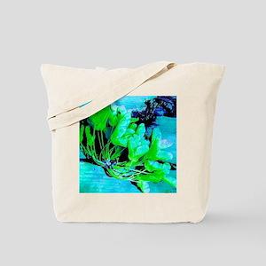 Maple Tree Seedlings Tote Bag