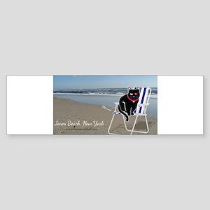 Sammie Jones Beach Bumper Sticker