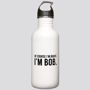 Of Course I'm Right Stainless Water Bottle 1.0L