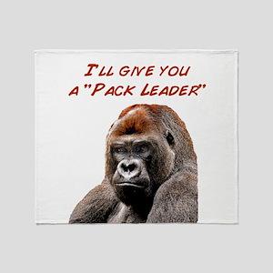 apepackleader2 Throw Blanket