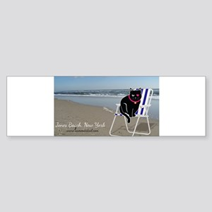 Sammie Jones Beach Bumper Sticker