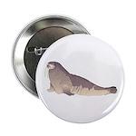 "Walrus 2.25"" Button (100 pack)"